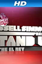 Russell Simmons Presents: Stand-Up at the El Rey (2010) Poster