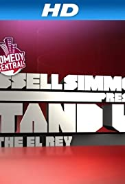 Russell Simmons Presents: Stand-Up at the El Rey Poster
