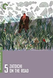 Zatoichi on the Road Poster
