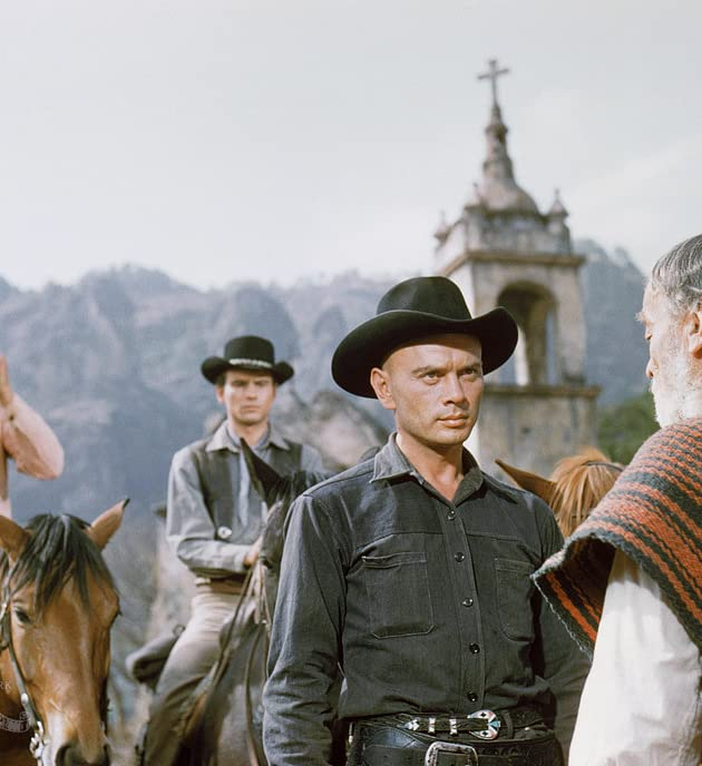 Pictures & Photos from The Magnificent Seven (1960) - IMDb