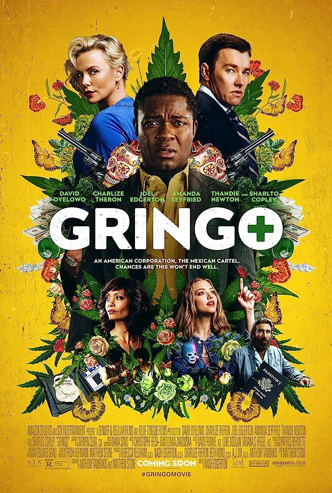 image Gringo (2018) Full Movie Watch Online HD Print Free Download