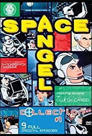 Space Angel Poster