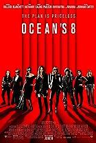 Ocean's 8 (2018) Poster