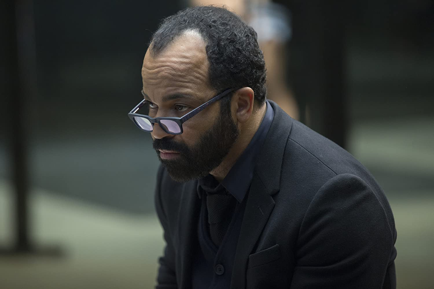 Jeffrey Wright in Westworld (2016)