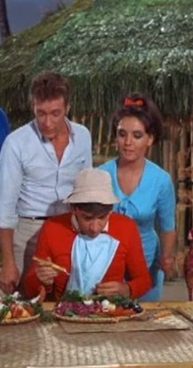 """Gilligan's Island"" (1964) {Beauty Is as Beauty Does (#2.2 ..."