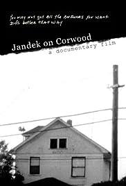 Jandek on Corwood Poster