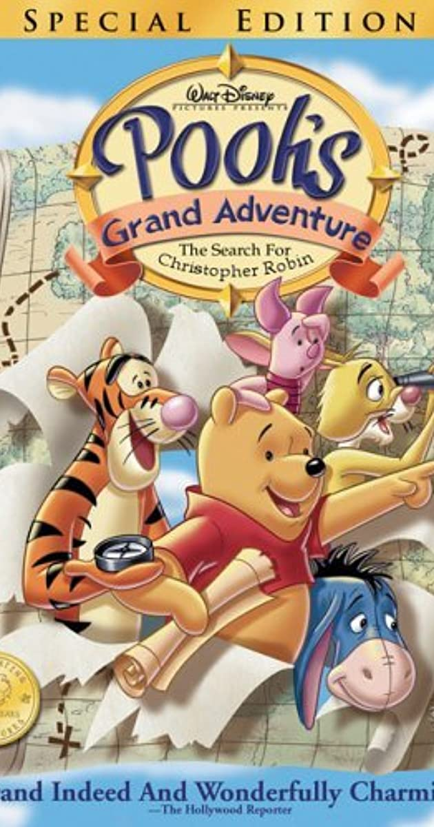 Pooh's Grand Adventure The Search For Christopher Robin (1997)