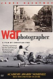 War Photographer Poster