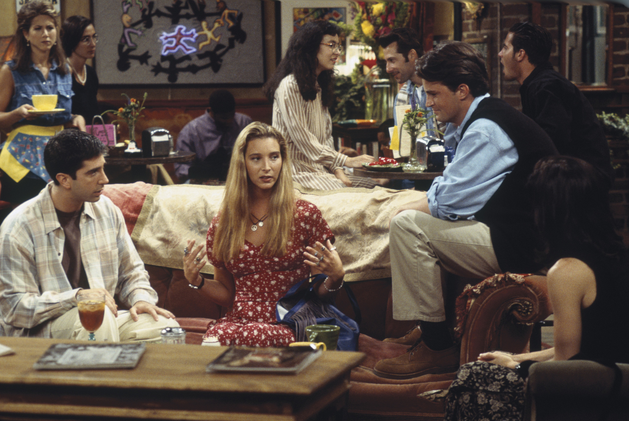 Friends: The One with the Thumb | Season 1 | Episode 3