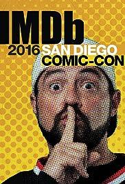 IMDb at San Diego Comic-Con 2016 Poster