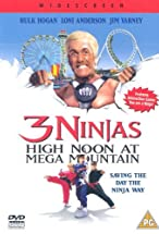 Primary image for 3 Ninjas: High Noon at Mega Mountain