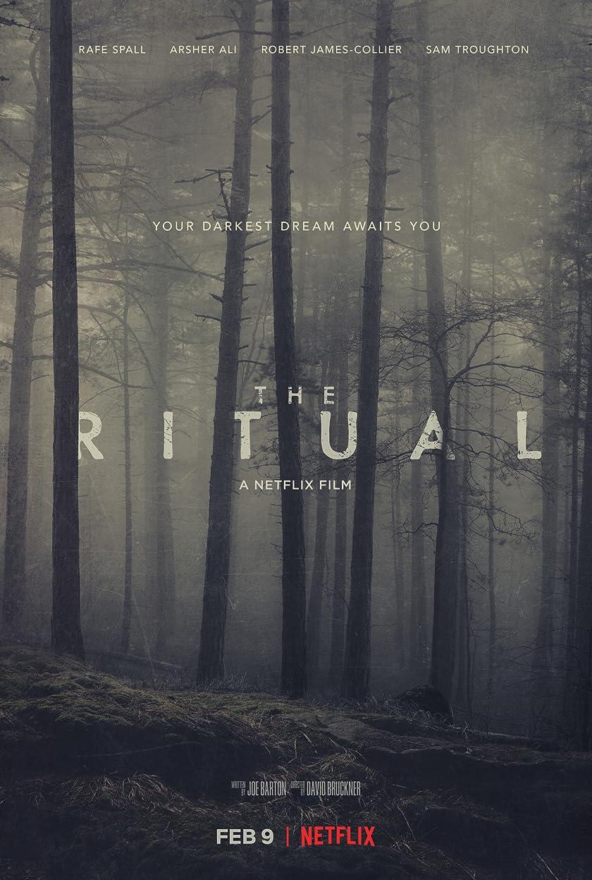 The Ritual, Ritüel film izle