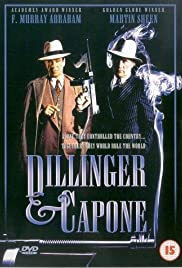 Dillinger and Capone Poster
