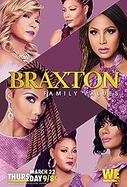 Braxton Family Values Poster
