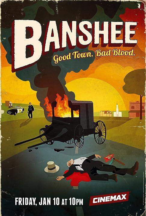 Banshee Imdb