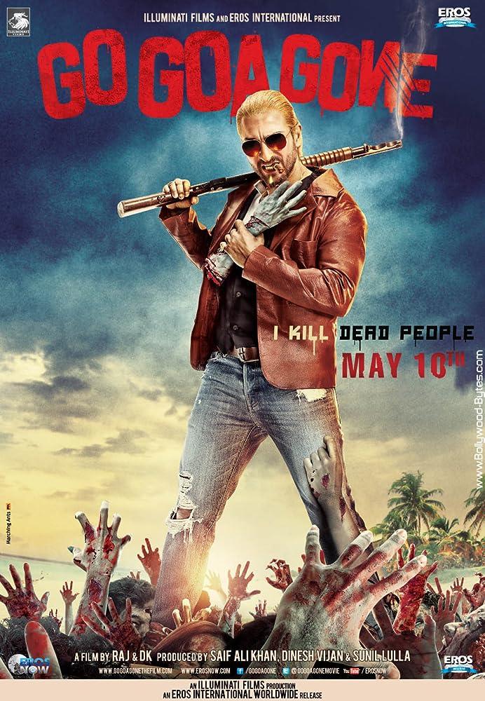 Go Goa Gone 2013 Hindi 720p HDRip x264 AAC - Hon3yHD