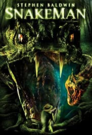 The Snake King Poster