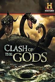 Clash of the Gods Poster - TV Show Forum, Cast, Reviews