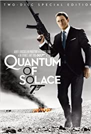Quantum of Solace: Director Marc Forster Poster