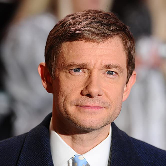 Martin Freeman at an event for The Hobbit: The Battle of the Five Armies (2014)