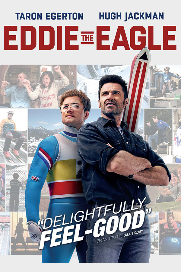 Eddie The Eagle 2016 Full Movie Download watch online