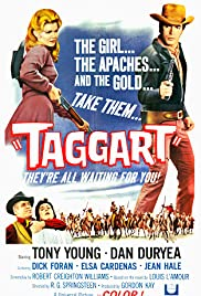 Taggart(1964) Poster - Movie Forum, Cast, Reviews