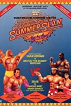Summerslam (1989) Poster