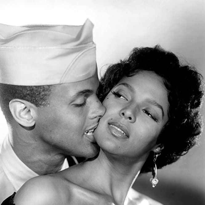 Harry Belafonte and Dorothy Dandridge in Carmen Jones (1954)