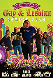 Pride: The Gay & Lesbian Comedy Slam Poster