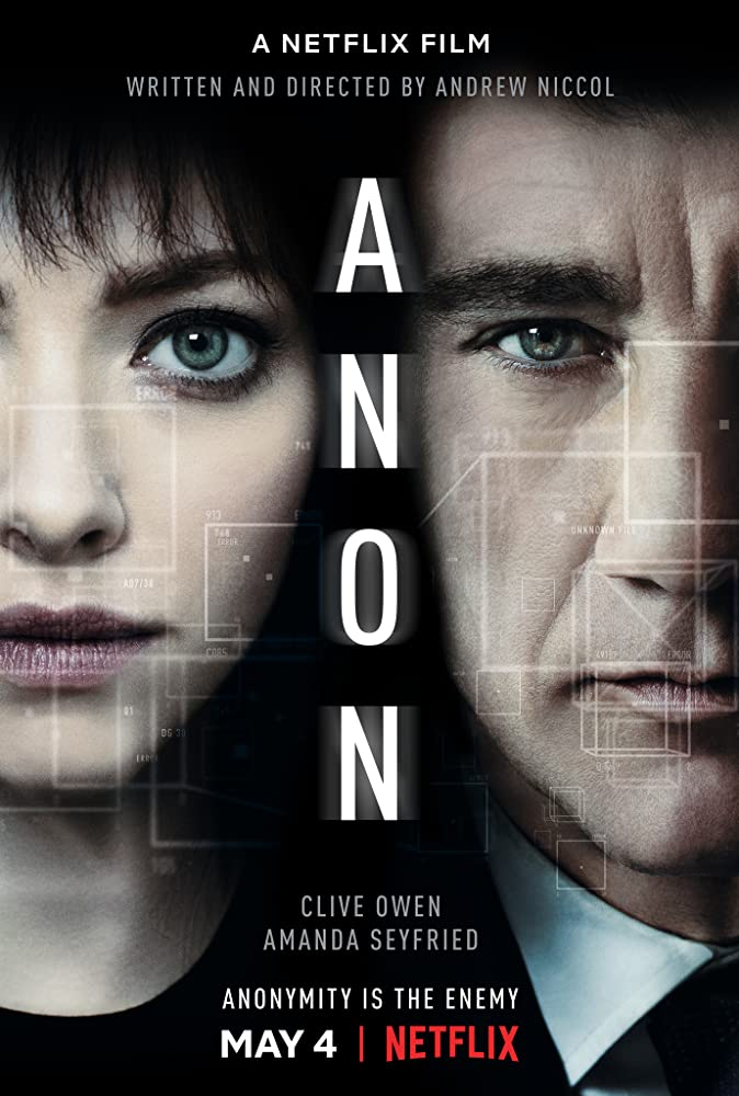 DownloadAnon 2018Full Movie