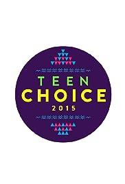Teen Choice Awards 2015 Poster