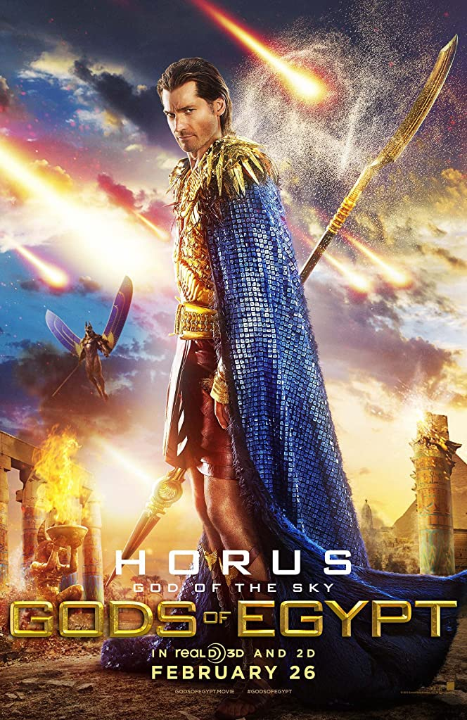 Lionsgate's Gods of Egypt - Trailer 3