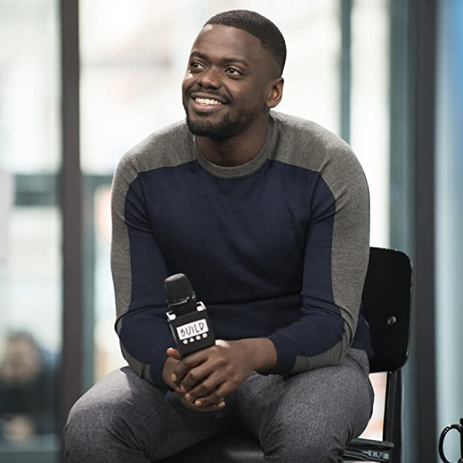 Daniel Kaluuya at an event for Get Out (2017)