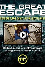 The Great Escape Poster - TV Show Forum, Cast, Reviews