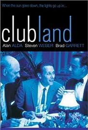Club Land Poster