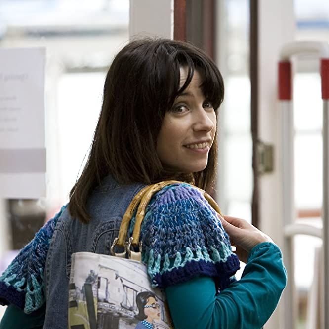 Sally Hawkins in Happy-Go-Lucky (2008)