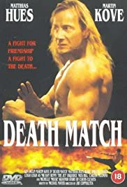 Death Match (1994) Poster - Movie Forum, Cast, Reviews