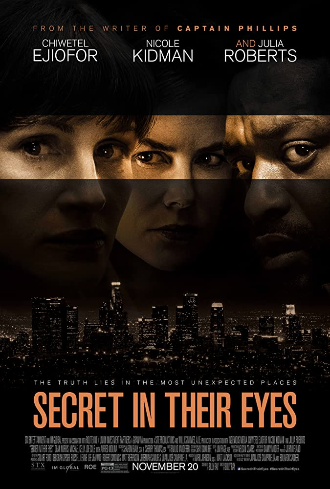 Secret in Their Eyes 2015 Dual Audio Movie 350MB