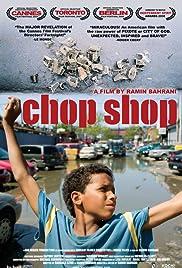 Chop Shop Poster