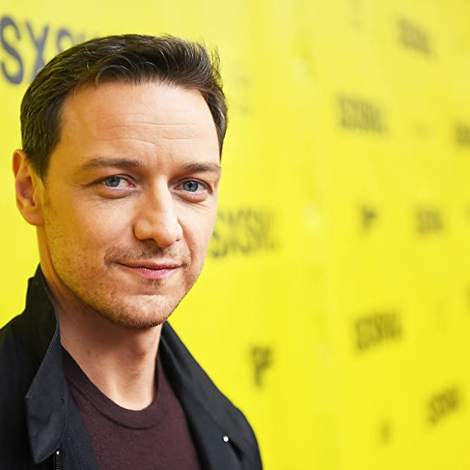James McAvoy at an event for IMDb First Credit (2016)