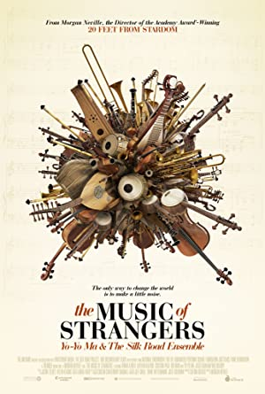 The Music of Strangers film Poster