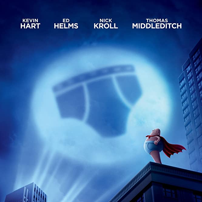 Ed Helms in Captain Underpants: The First Epic Movie (2017)