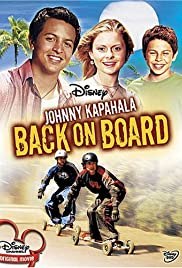 Johnny Kapahala: Back on Board Poster