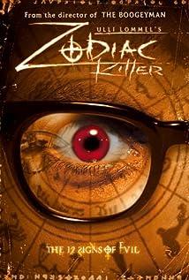 Zodiac Killer Film