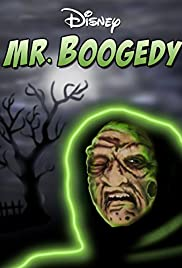Mr. Boogedy Poster