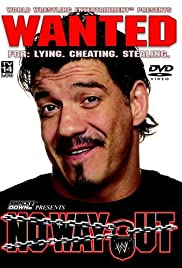 WWE No Way Out (2004) Poster - TV Show Forum, Cast, Reviews