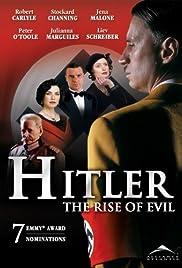 Hitler: The Rise of Evil Poster