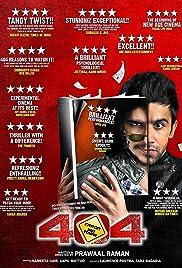 404: Error Not Found (2011) Hindi Full Movie Watch Online HD 1080p Free Download