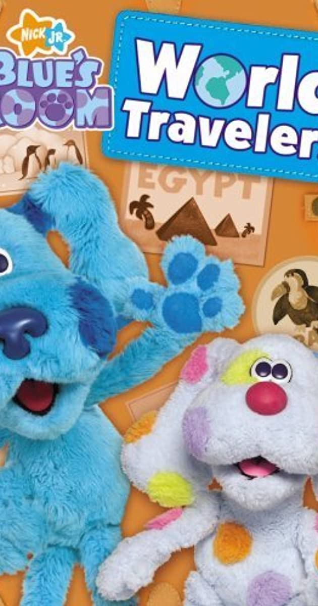 This is an image of Clean Blues Clues Image