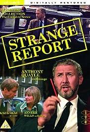 Strange Report Poster